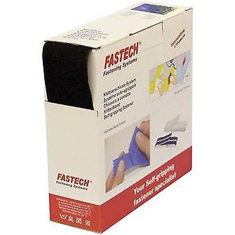 FASTECH® B50-STD-L-999910 Hook-and-loop tape sew-on Hook pad (L x W) 10 m x 50 mm Black 10 m
