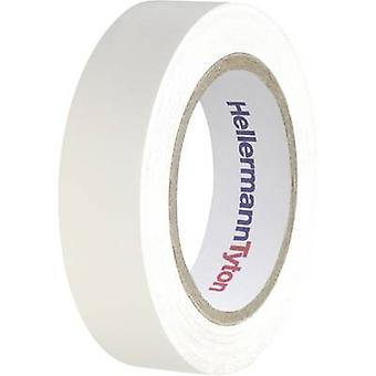 HellermannTyton HelaTape Flex 15 710-00105 Electrical tape HelaTape Flex 15 White (L x W) 10 m x 15 mm 1 pc(s)