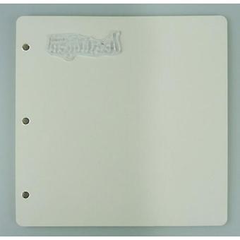 Nellie's Choice Clearstamp storage plates for EFC004 5pc WIPL001 19,8x20cm