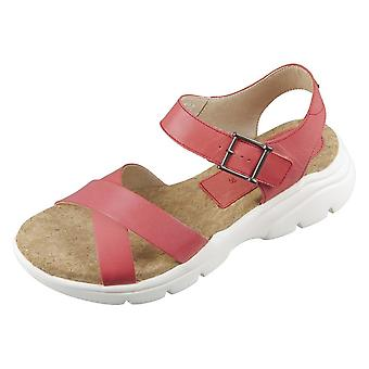 Camel Active Vision Berry Waxy Velvet 9137202 universal summer women shoes