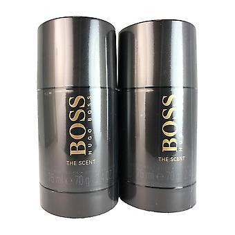 Boss duften for mænd af Hugo Boss deodorant stick 2,4 ounce - to
