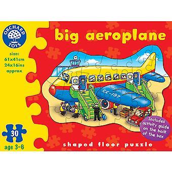 Big Aeroplane Puzzle