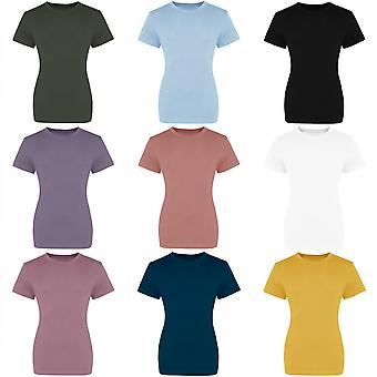 AWDis Just Ts Womens/Ladies The 100 Girlie T-Shirt