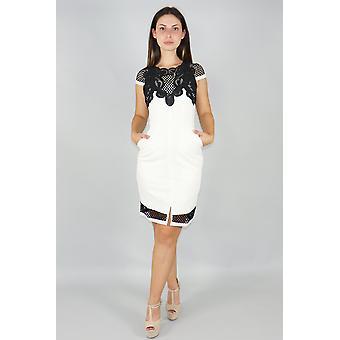 The eleventh hour mini dress