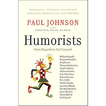 HUMORISTS                   PB by Johnson & Paul