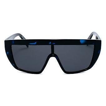 Miesten aurinkolasit Italia Independent 0912-DHA-022 (ø 122 mm) Sininen Musta