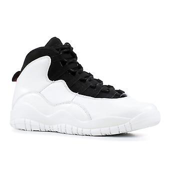 Air Jordan 10 Retro Bg (Gs) 'Im terug ' - 310806 - 104 - schoenen