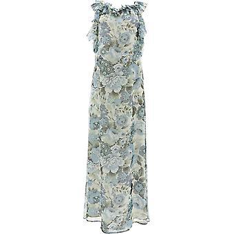 P.a.r.o.s.h. D723214811 Women's Multicolor Polyester Dress