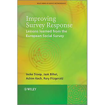 Improving Survey Response - Lessons Learned from the European Social S
