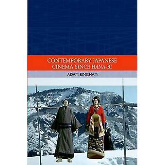Contemporary Japanese Cinema Since Hana Bi by Adam Bingham - 97807486