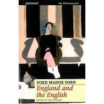 Englanti ja Englanti - A Trilogy (New edition) Ford Madox Fordin-
