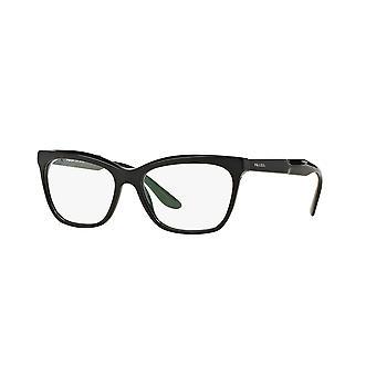 Prada VPR24S 1AB1O1 Black Glasses