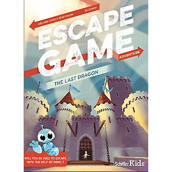 Escape Game The Last Dragon by Melanie Vives & Remi Prieur & Illustrated by El Gunto