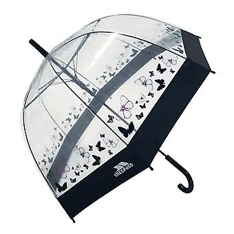 Trespass Papillon Clear Umbrella