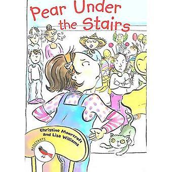 Päron under trappan av Christine Moorcraft & illustrerad av Lisa Williams