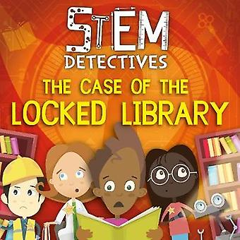 The Case of the Locked Library door William Anthony - 9781786379870 Boek