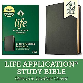 NLT Life Application Study Bible - Third Edition - 9781496439284 Book