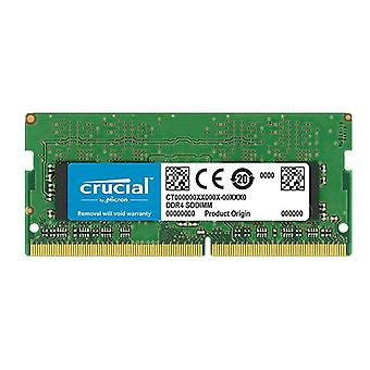 Crucial 16Gb Ddr4 Notebook Memory Pc4 19200 2400 Mhz