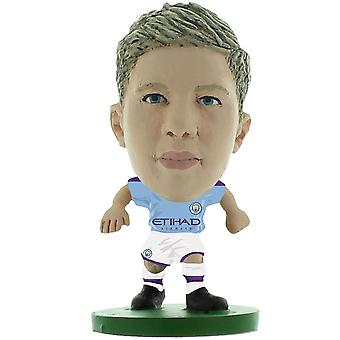 Manchester City FC Kevin De Bruyne 2020 Version SoccerStarz