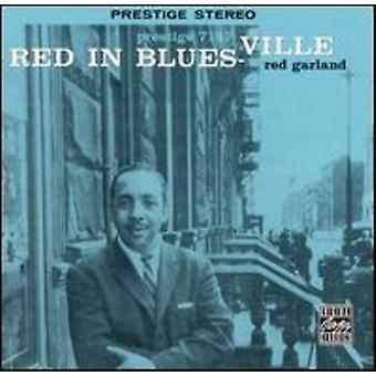 Red Garland - Red in Bluesville [CD] USA import
