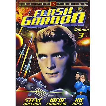 Flash Gordon: Vol. 3 [DVD] USA import