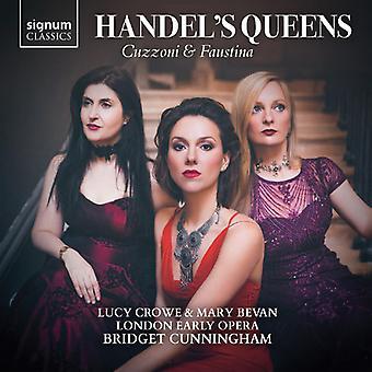 Handel's Queens [CD] USA import