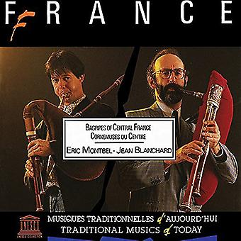 Montbel, Eric / Blanchard, Jean - France: Bagpipes of Central France [CD] USA import