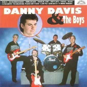 Danny Davis & the Boys - Danny Davis & the Boys Vol. 1 [CD] USA import