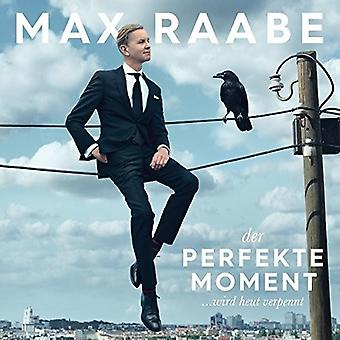 Raabe * Max - Der Perfekte ögonblick: Wird Heut Verpennt [Vinyl] USA import