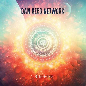Dan Reed Network - Origins [CD] USA import