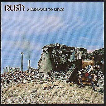Rush - Farewell to Kings [CD] USA import