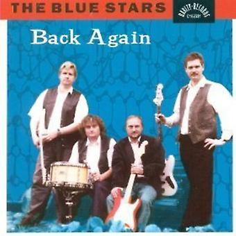 Blue Stars - Back Again [CD] USA import