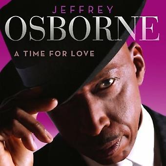 Jeffrey Osborne - Time for Love [CD] USA import