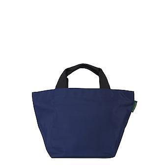 Herve Chapelier 1027n1414 Women's Blue Nylon Tote