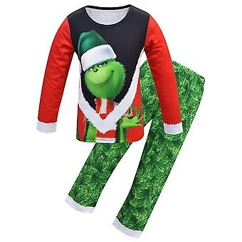 Christmas Grinch Pajamas