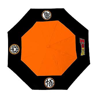 Dragon Ball Z Goku Compact Umbrella