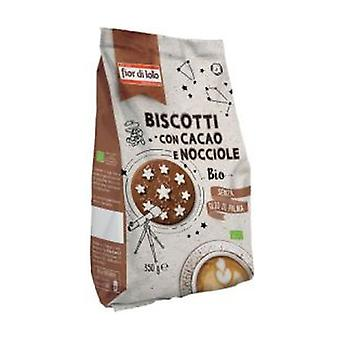 Cookies with cocoa and hazelnuts 350 g