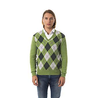 Uominitaliani Verde Trui -- UO81445744