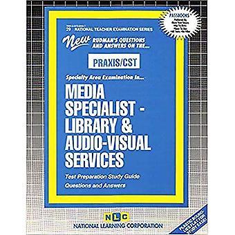 Media Specialist - Library & Audio-Visual Svcs