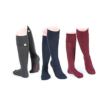 Shires Aubrion Cottonwood Adult Boot Socks