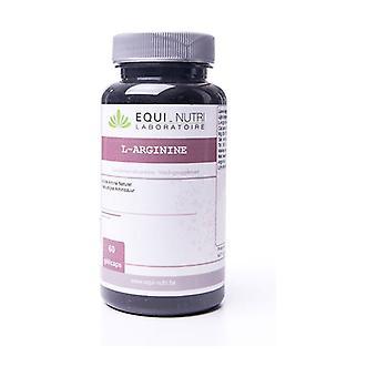 L- Arginine 500 60 capsules