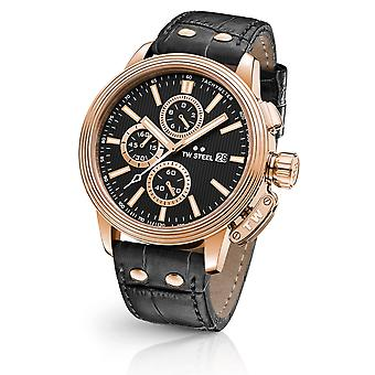 TW Steel CE7012 CEO Adesso chronograph men's watch 48mm