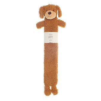 Country Club Novelty Long Hot Water Bottle, Dog