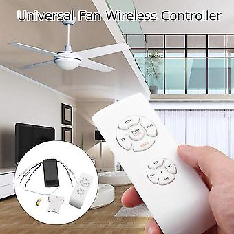 Universal Wireless Ceiling Fan Timing Remote Control Receiver Kit