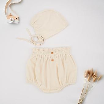 תינוק תינוק חורף סתיו מכנסיים קצרים פריחת בועות, תינוק פנטולונס קורטוס