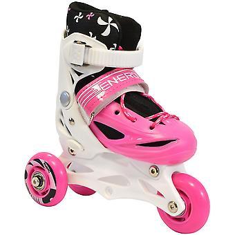 Inlineskates - 3 Skates - 3W1 Enero 26-29 Roze Skates