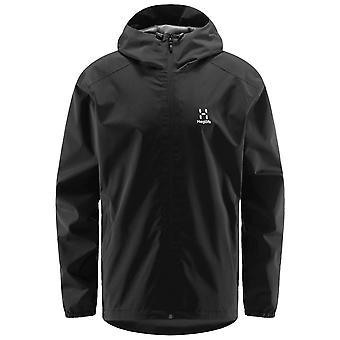 Haglofs Black Mens Buteo Jacket