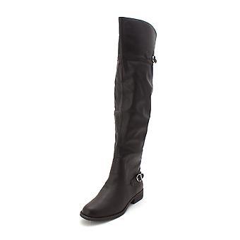 أمريكا خرقة Women & s أحذية adarra مغلقة توب الركبة أحذية الموضة الراقية