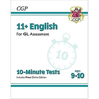 New 11+ GL 10-Minute Tests: English - Ages 9-10� (with Online Edition)