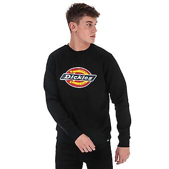 Men's Dickies Pittsburgh Sweatsshirt in Black